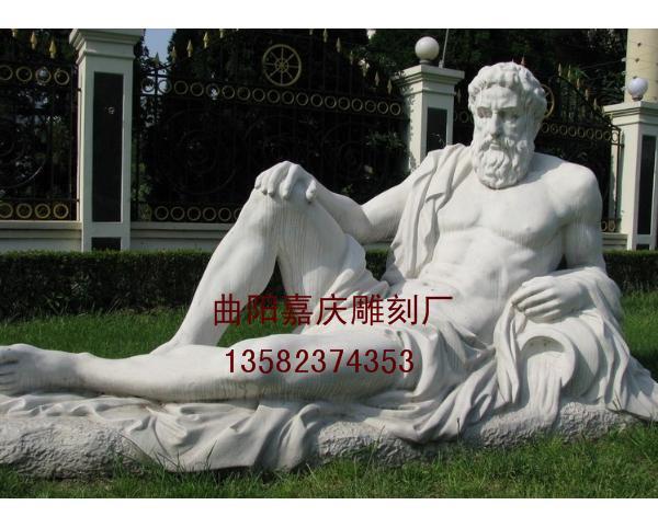 欧式雕刻_男性雕像(图片)